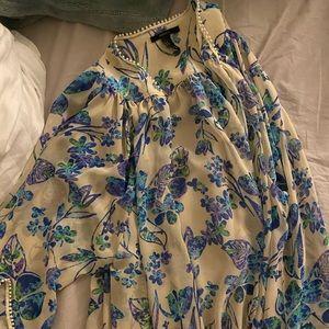 Sheet kimono